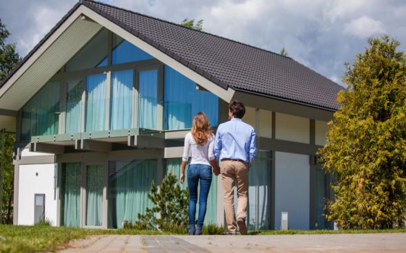 «Сбербанк» сообщил очетырехкратном росте ипотечного спроса начастные дома
