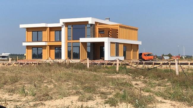 Загородная недвижимость вРоссии загод подорожала всреднем на18%