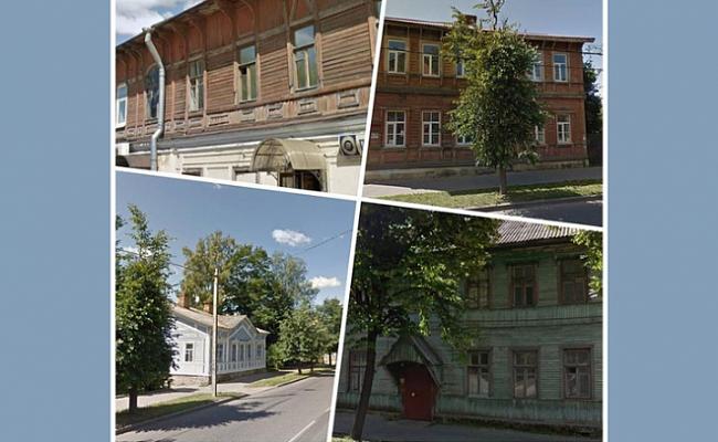 Встолице Ленинградской области появится правительственный деревянный квартал