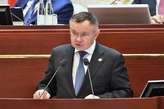Глава Минстроя России ИрекФайзуллин примет участие вRosBuild2021