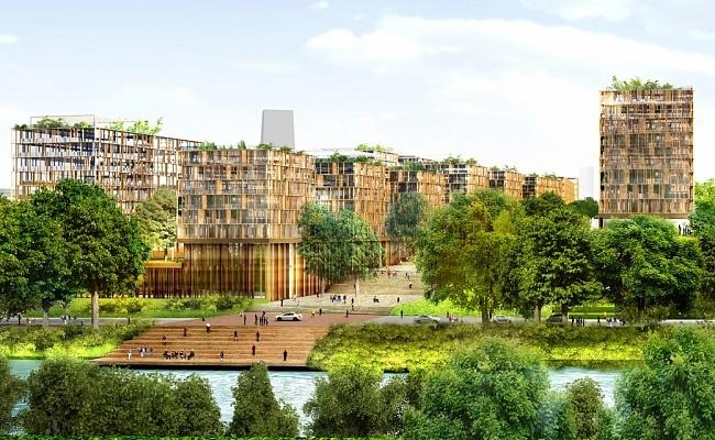 Французские архитекторы столкнулись сострой нехваткой древесины