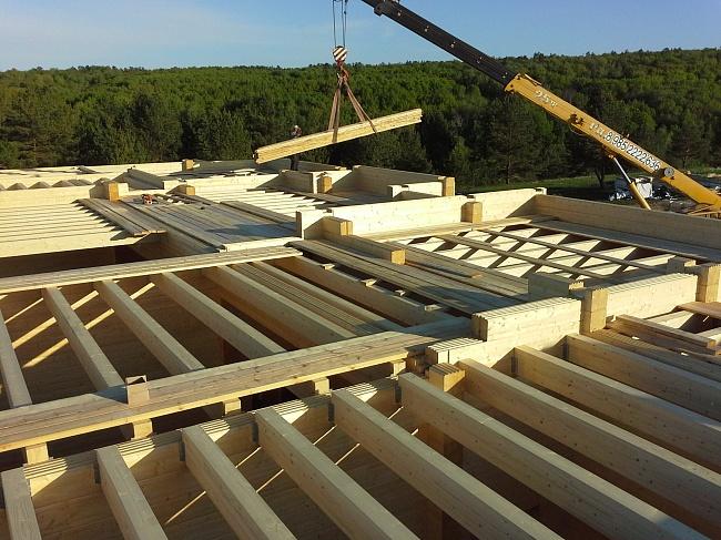 Банкиры предсказали бум строительства деревянного жилья