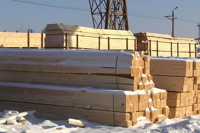 ВКурганской области с1марта будут бесплатно выдавать материалы напостройку деревянного дома